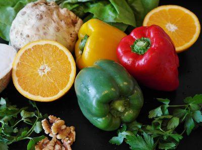 chambre froid pour les fruits et légumes